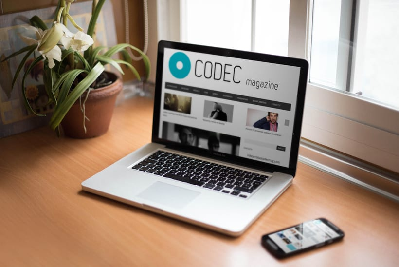CODEC Magazine 0