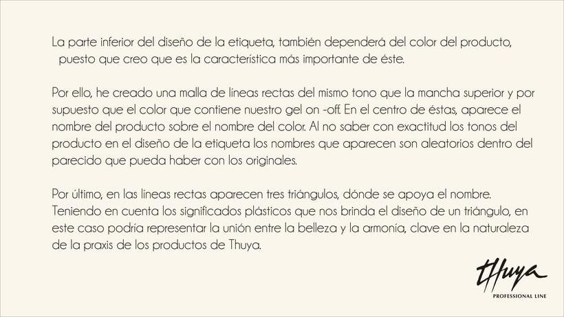 Nuevas propuestas diseño creativo para la empresa Thuya 5