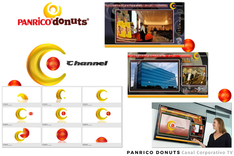 PANRICO DONUTS | Canal Corporativo TV · Panrico Donuts - Dirección Creativa / Arte  -1