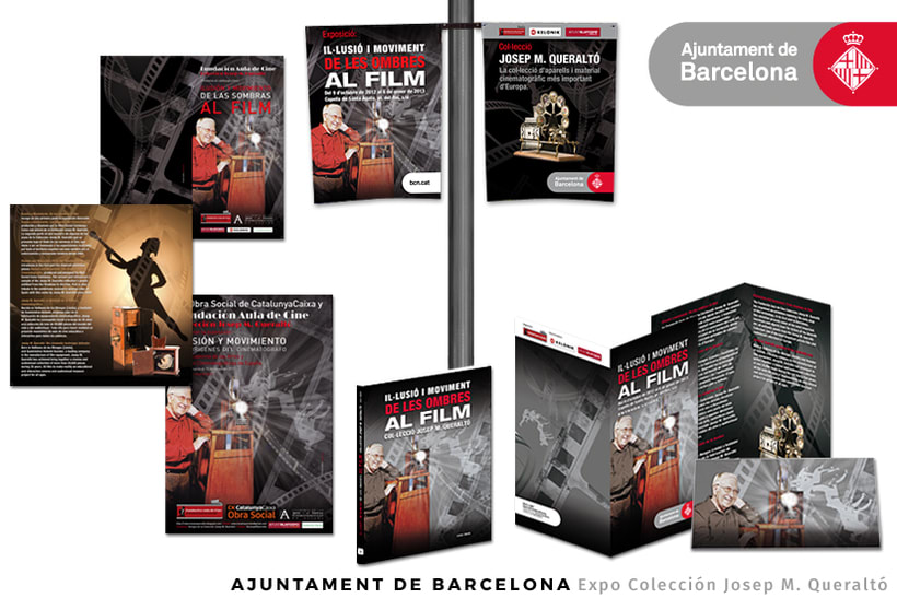 AJUNTAMENT DE BARCELONA | Expo Colección Josep M. Queraltó - Dirección Arte -1