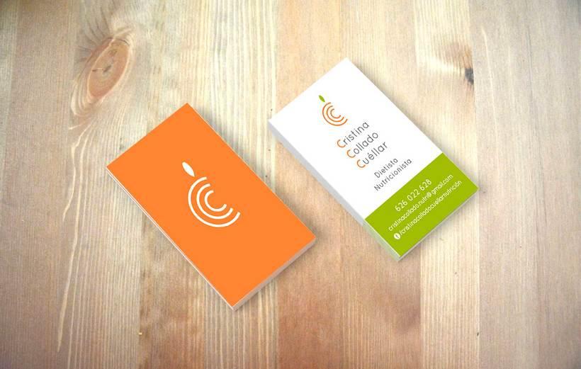 Diseño de logo para Cristina Collado CuéllarNuevo proyecto 2