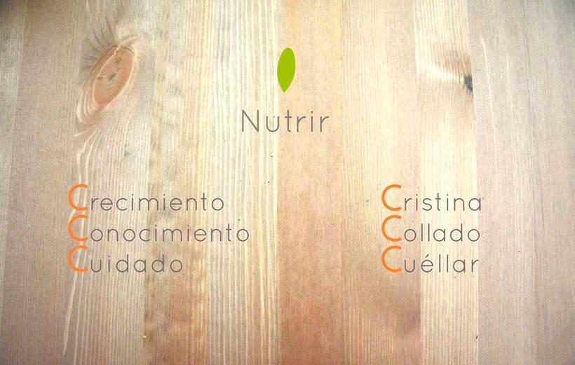 Diseño de logo para Cristina Collado CuéllarNuevo proyecto 1