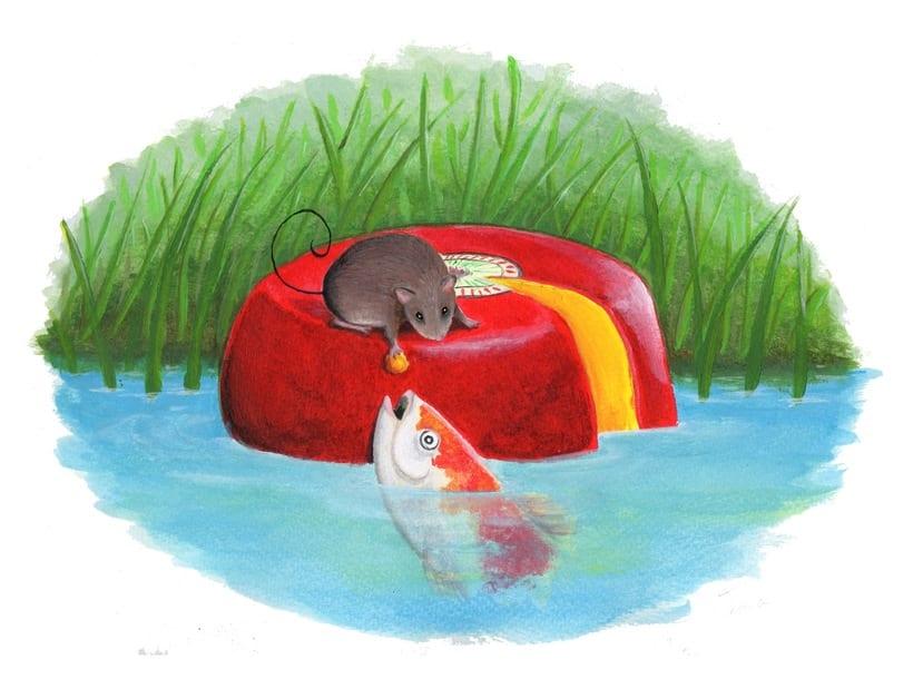 Ilustraciones infantiles 2