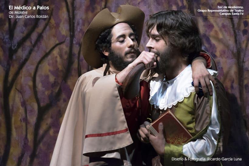 """""""El Médico a Palos"""" de Molière, Dir. Juan Carlos Roldán 29"""