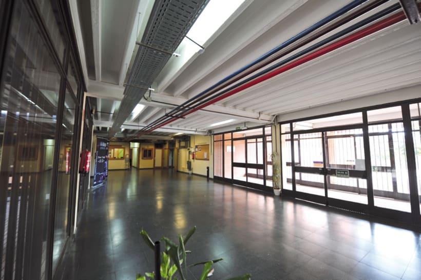 Proyecto de remodelación de hall -1