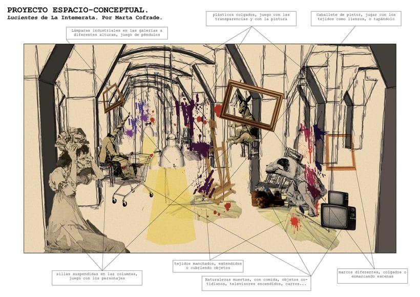 Bocetos y trabajos varios de diseño 10