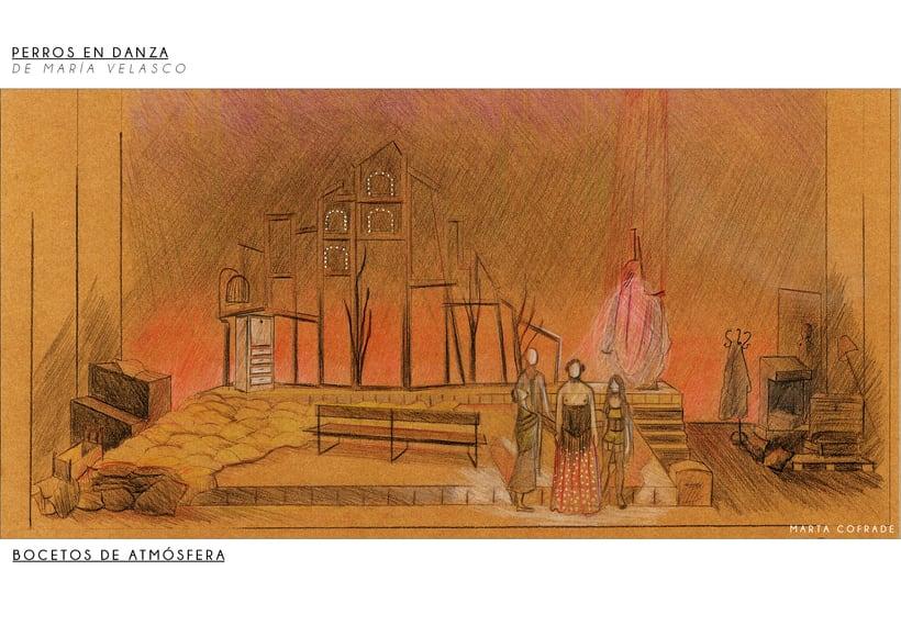 Bocetos y trabajos varios de diseño 12