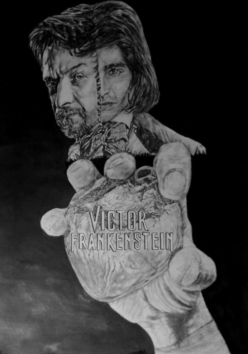 Victor Frankenstein -1