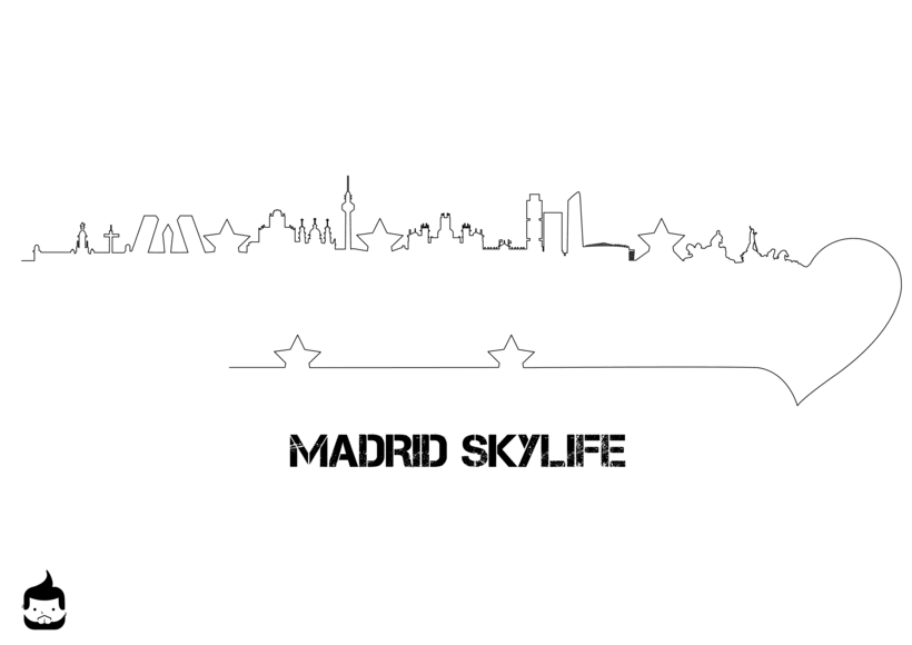 Madrid Skylife -1
