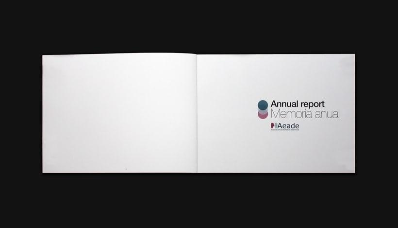 Annual report 2012 - AEADE 1