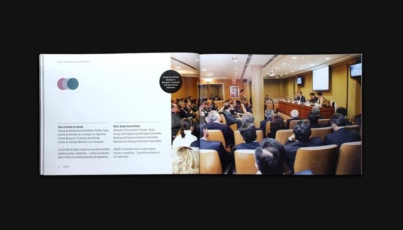 Annual report 2012 - AEADE 7