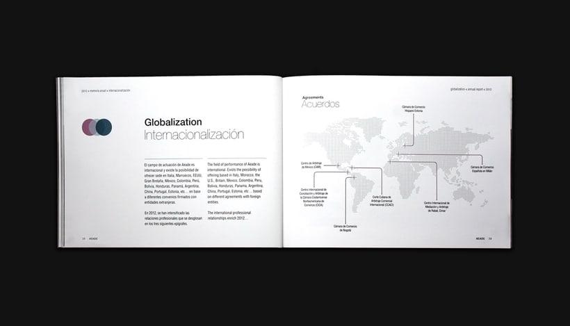 Annual report 2012 - AEADE 8