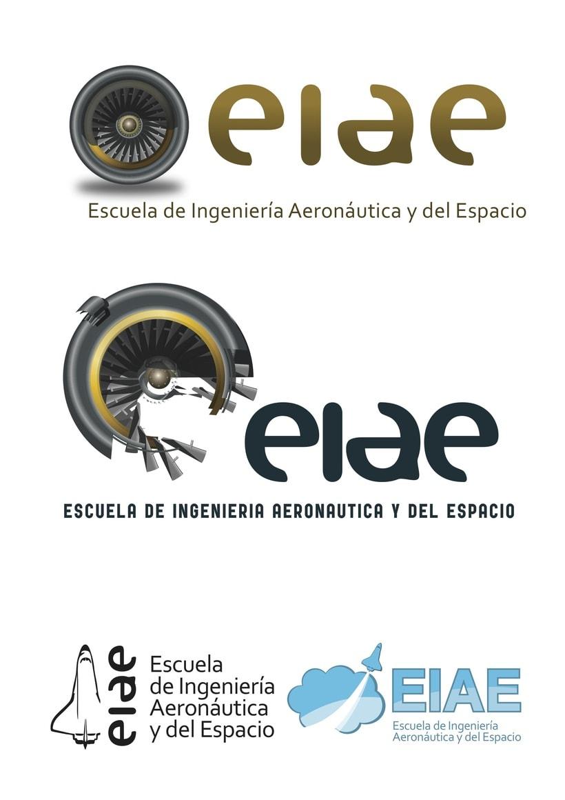 Logotipo EIAE (concurso) 1