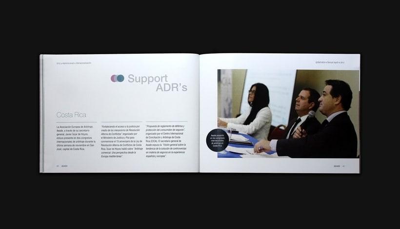 Annual report 2012 - AEADE 9