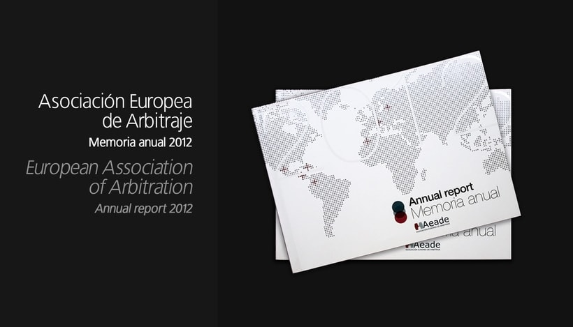 Annual report 2012 - AEADE 0