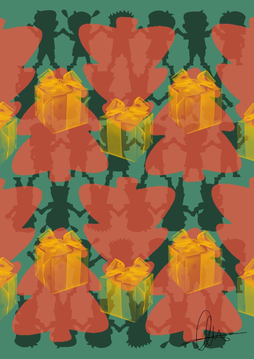 Fondos navideños 0
