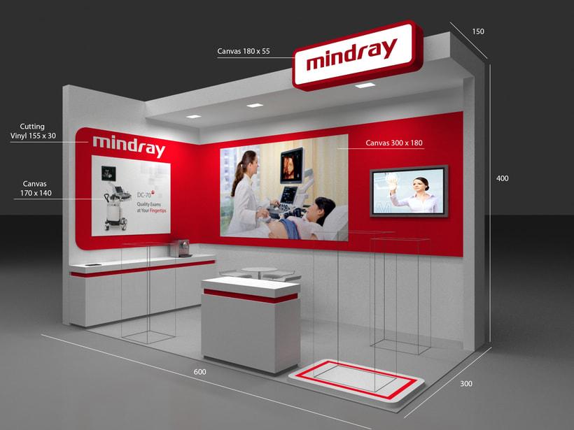 Diseño Stands Mindray Isoug y Semicyuc -1