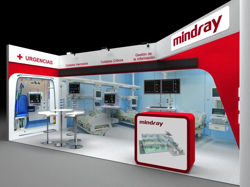 Diseño Stands Mindray Isoug y Semicyuc 0