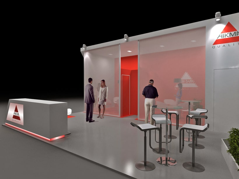 Diseño Stand Hamak -1
