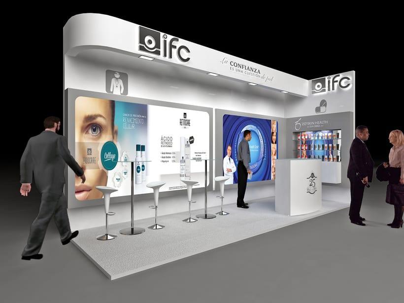 Diseño de Stands IFC 0