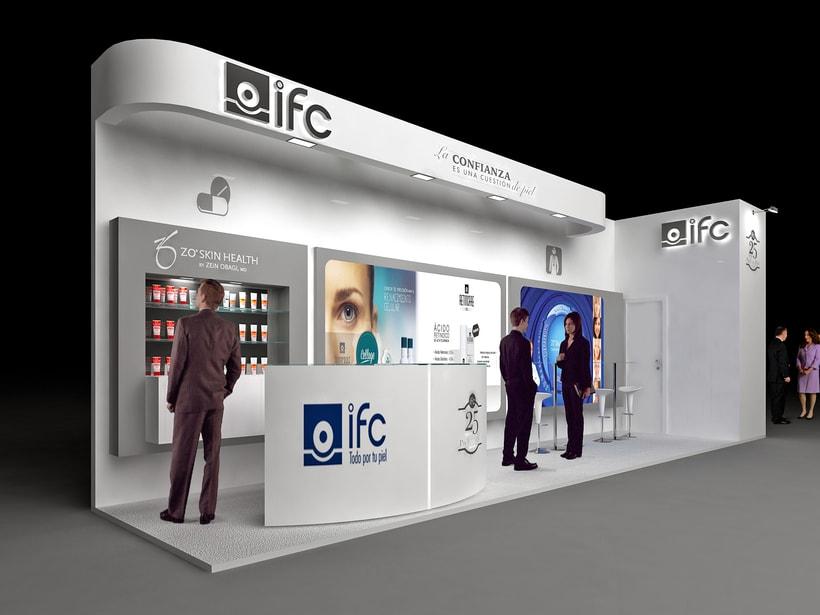 Diseño de Stands IFC 2