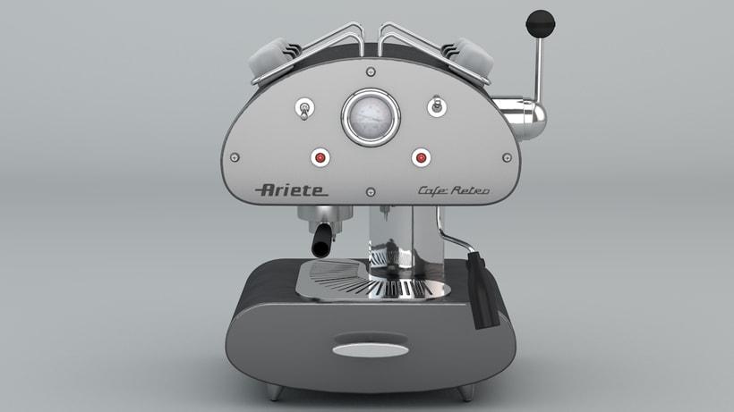 Ariete -Café Retró 3