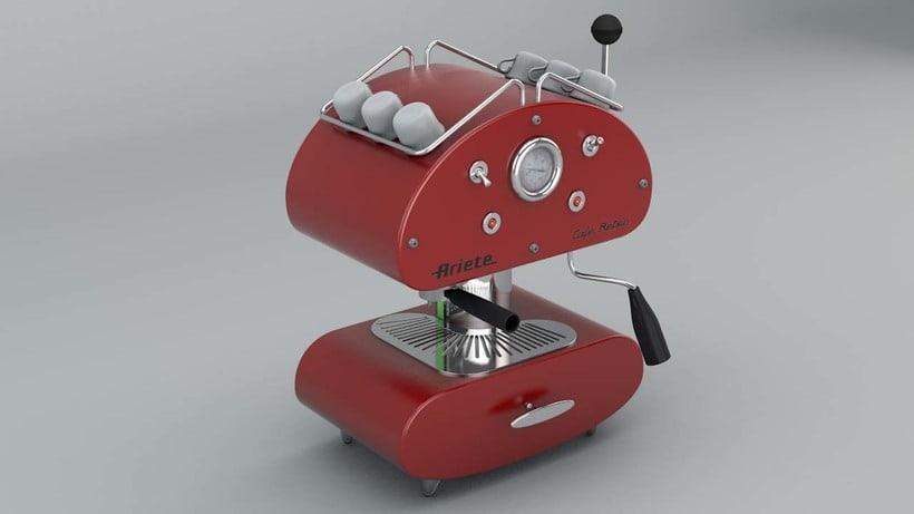Ariete -Café Retró 4