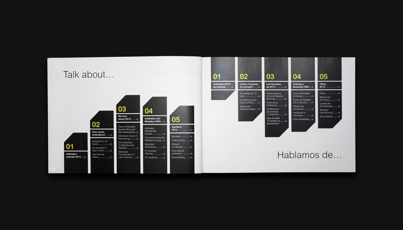 Annual report 2013 - AEADE 2