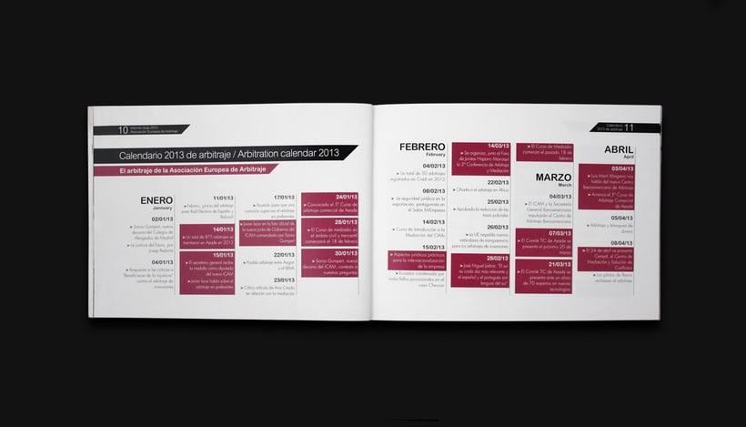 Annual report 2013 - AEADE 4