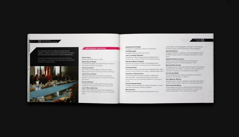 Annual report 2013 - AEADE 7