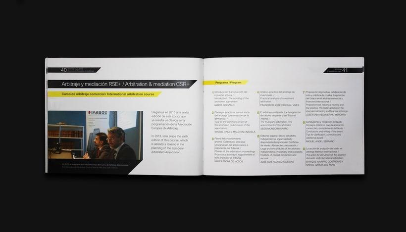 Annual report 2013 - AEADE 8