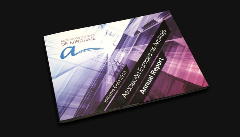 Annual report 2013 - AEADE 0