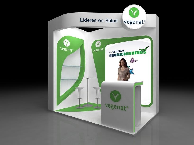 Diseño Stands Vegenat 4