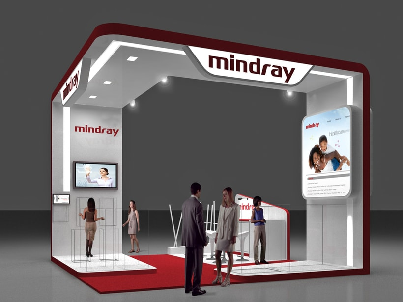 Diseño Stand Mindray (Esicm) 0