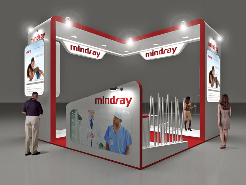 Diseño Stand Mindray (Esicm) 2