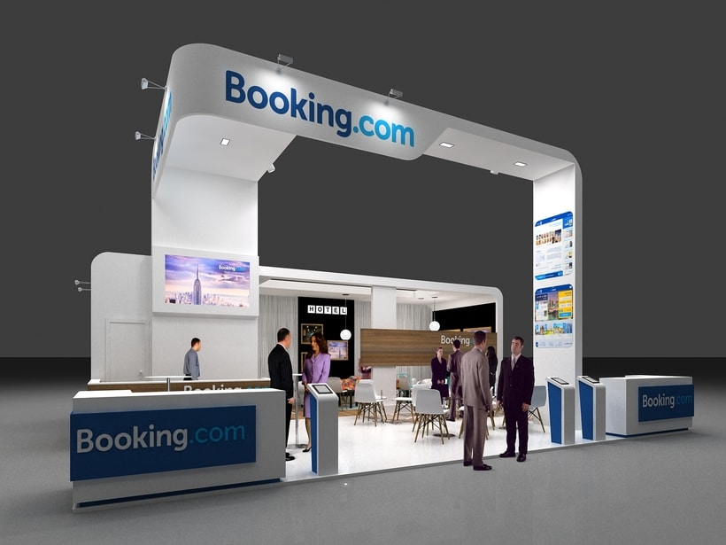 Diseño Stand Booking (Fitur 2015) -1