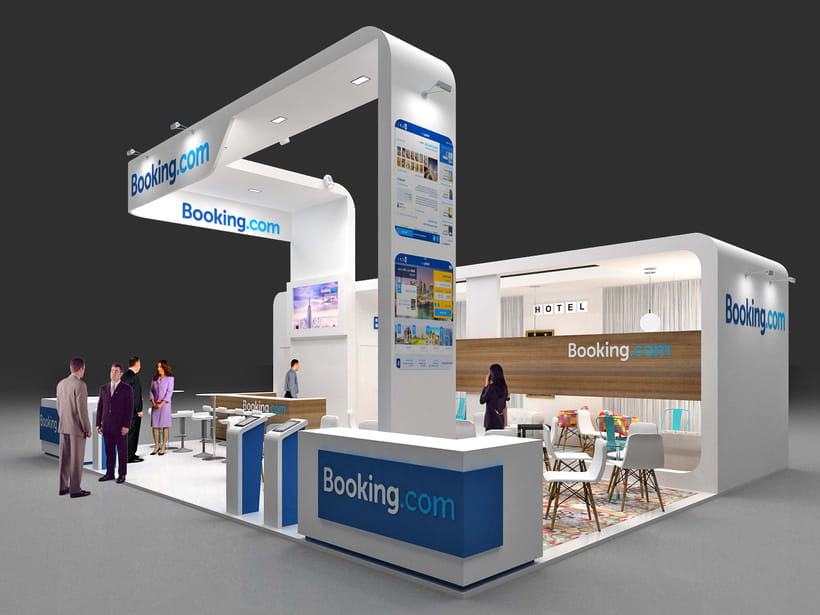 Diseño Stand Booking (Fitur 2015) 0