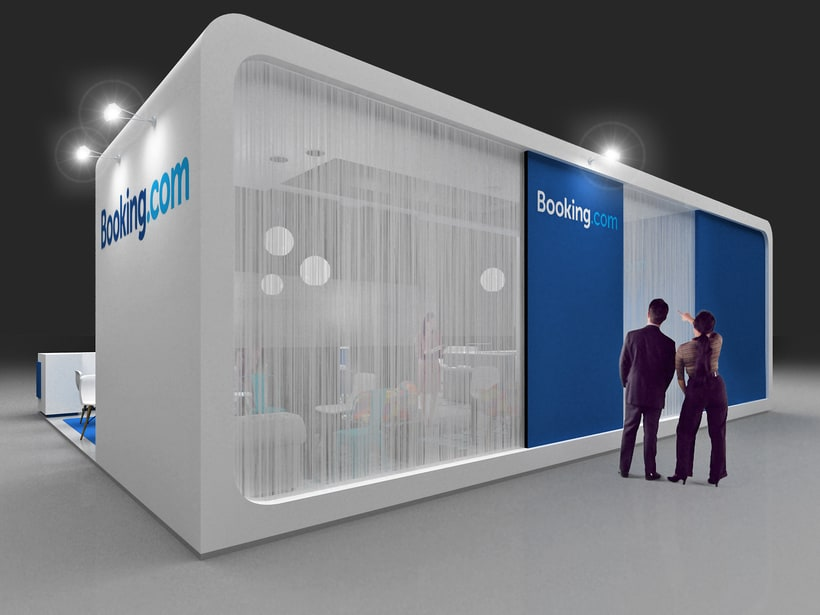 Diseño Stand Booking (Fitur 2015) 1