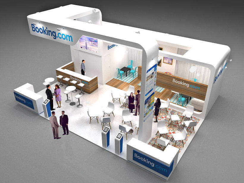 Diseño Stand Booking (Fitur 2015) 2