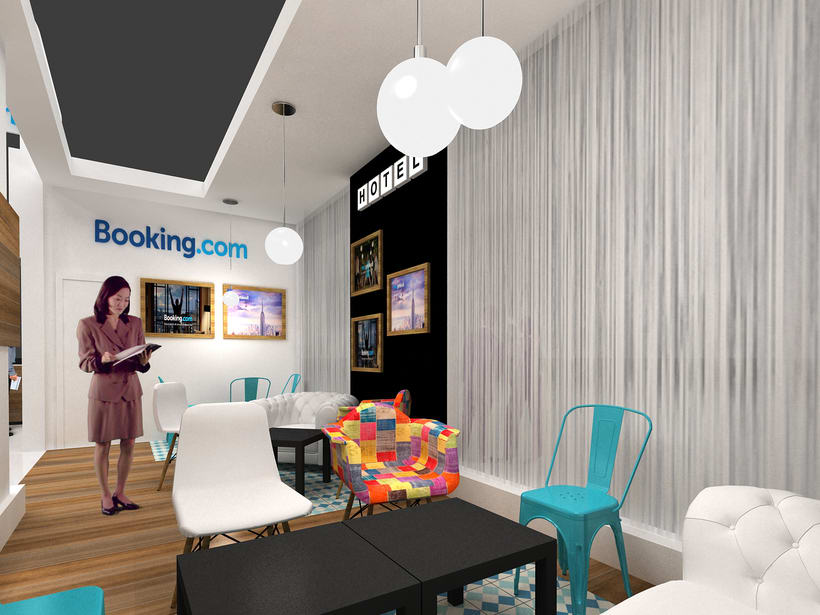 Diseño Stand Booking (Fitur 2015) 4