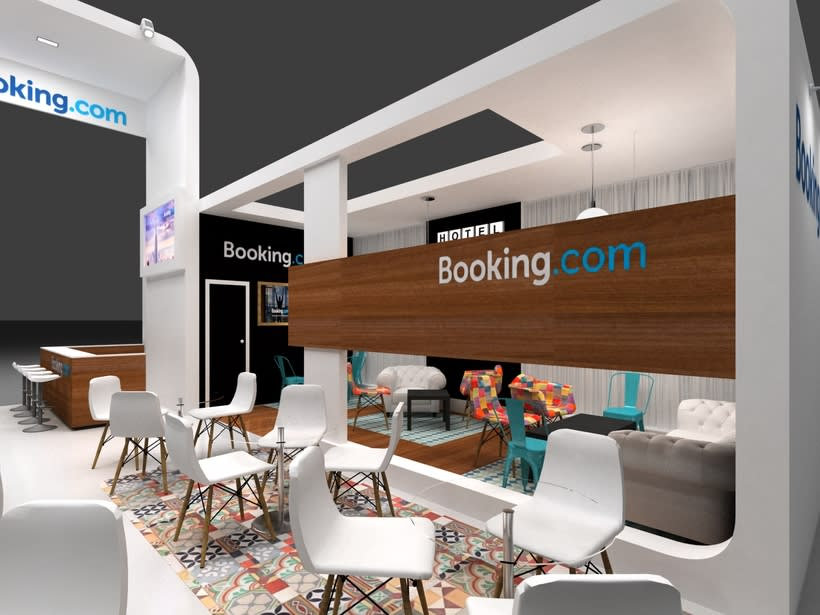 Diseño Stand Booking (Fitur 2015) 5