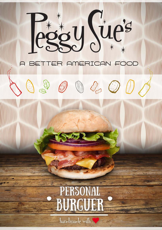 Peggy Sue´s Propuesta Diseño. 2