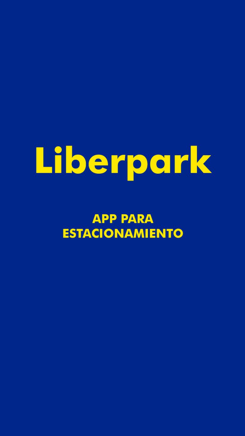 Liberpark APP para estacionamiento -1