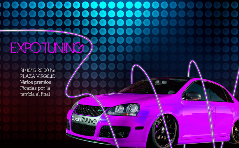 Afiches EXPO TUNING 2
