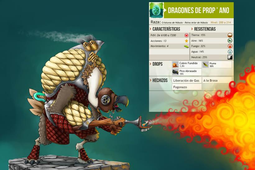 Dragones P 1