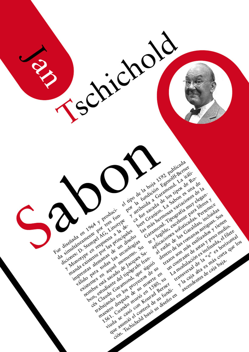 Póster Sabon 1