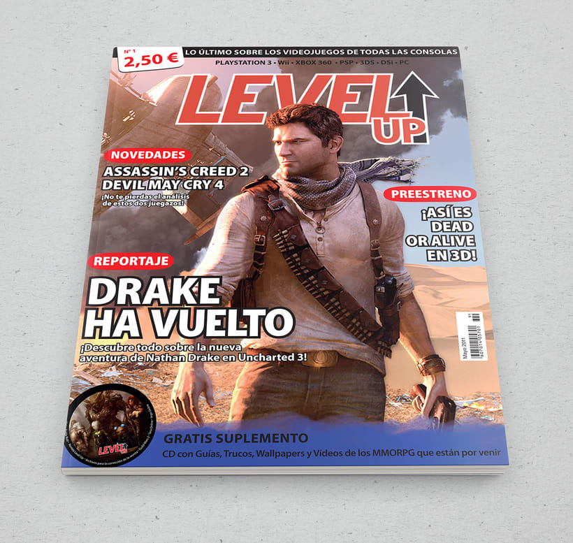 Revista Level Up 0