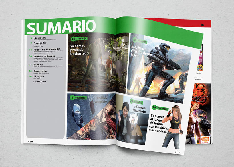 Revista Level Up 2