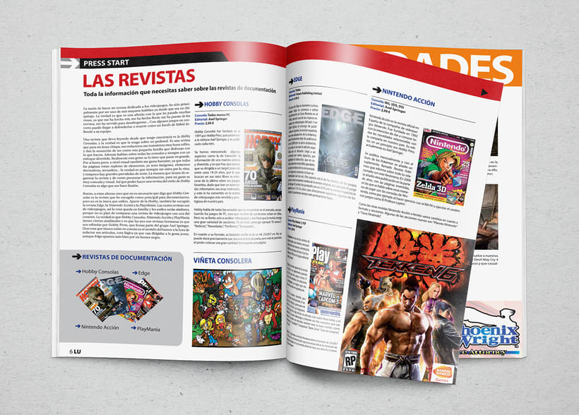 Revista Level Up 3
