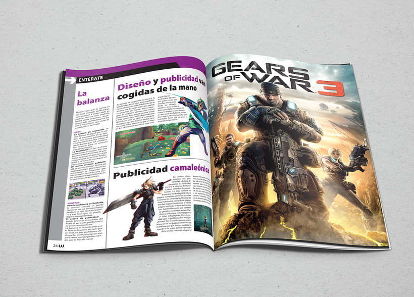 Revista Level Up 9